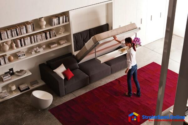 Складная мебель для квартиры