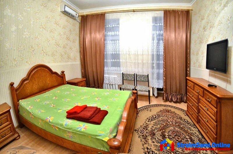 Аренда квартир в Киеве посуточно
