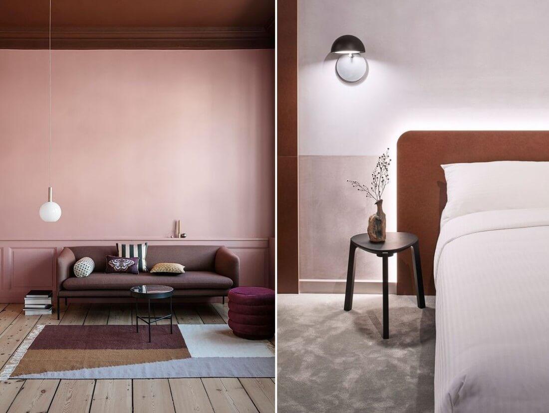Дизайн интерьера в стиле модернизм