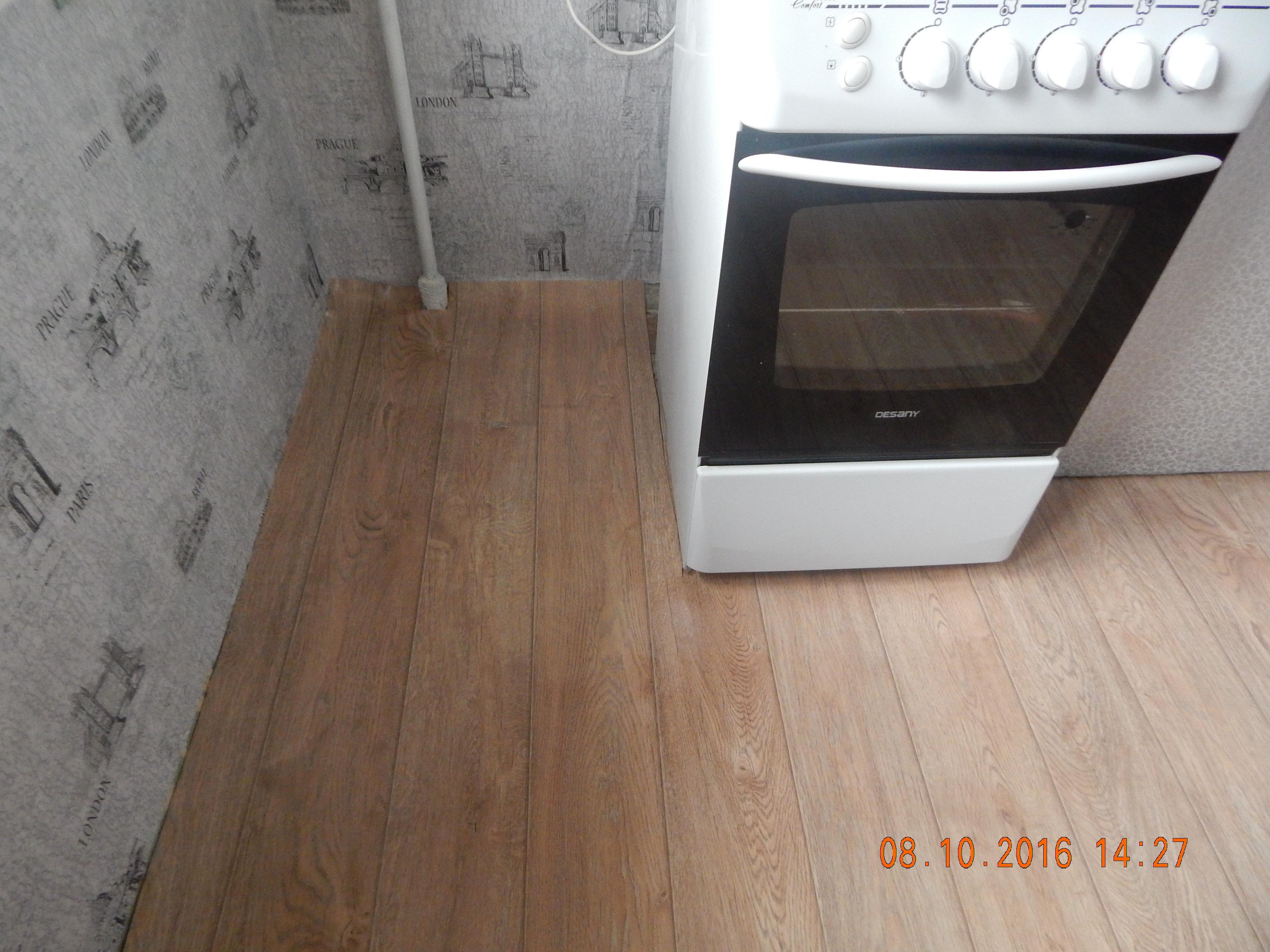 На фото: кухня в Хрущевке До ремонта