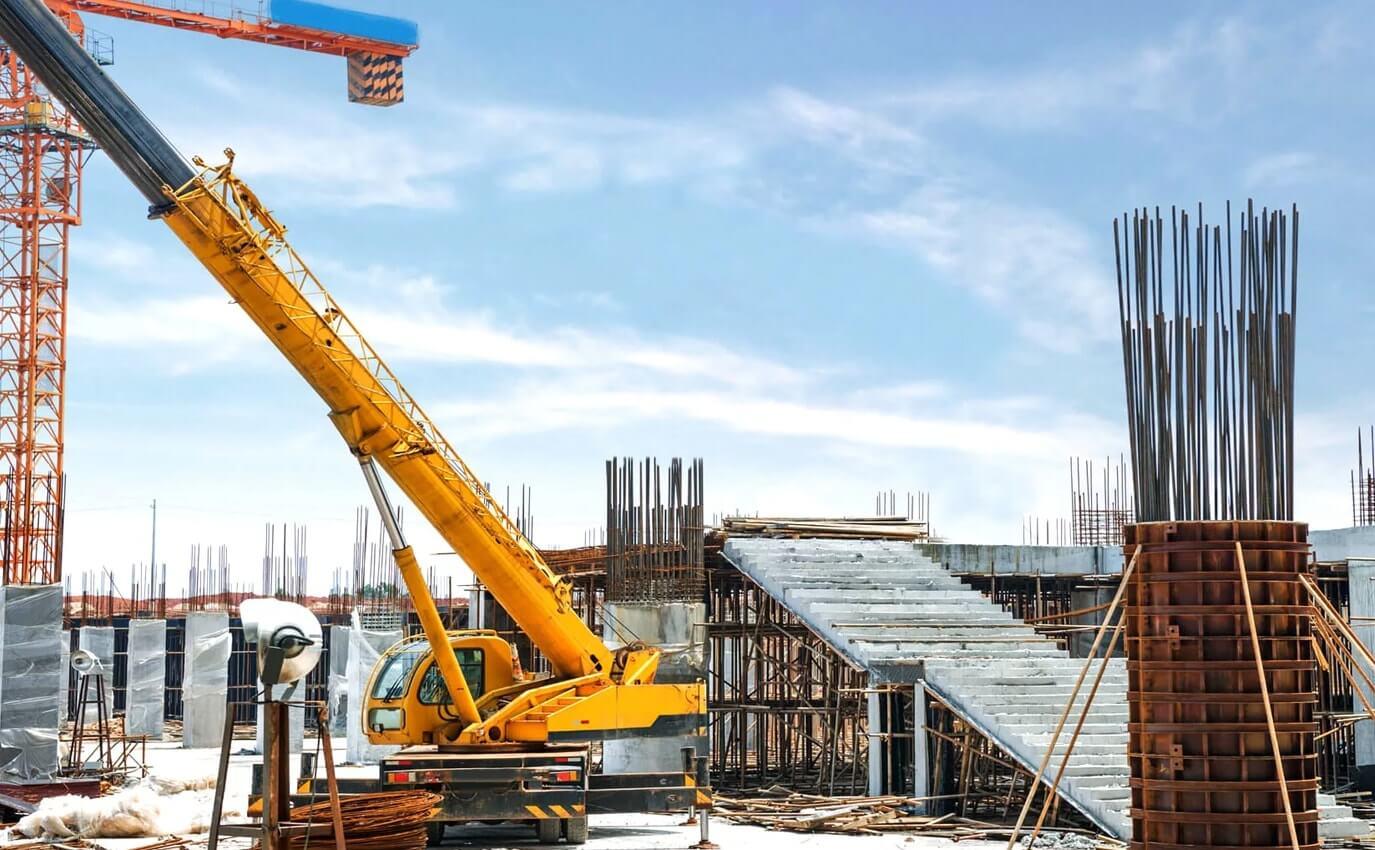 Комплектация строительных объектов под ключ