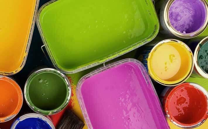 Водоэмульсионные краски Sniezka