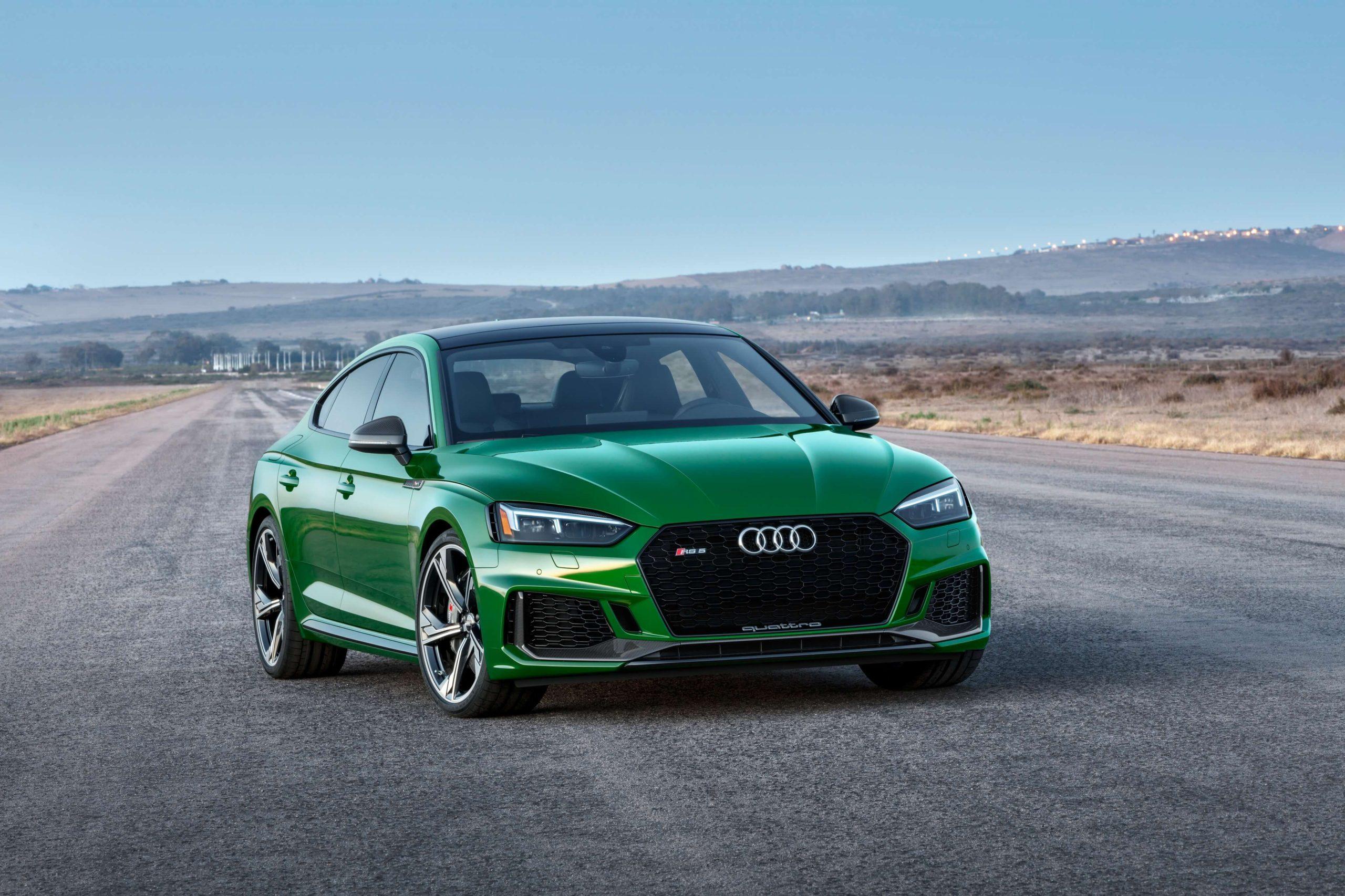 На фото: Audi RS 5 Sportback