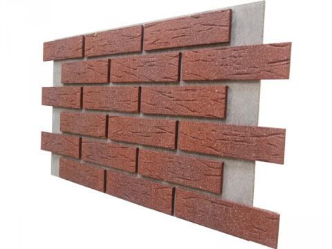 Фасадные панели с жестким основанием без утеплителя
