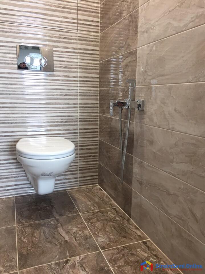 Фото ремонта в туалете