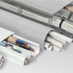 Современные системы для прокладки кабеля