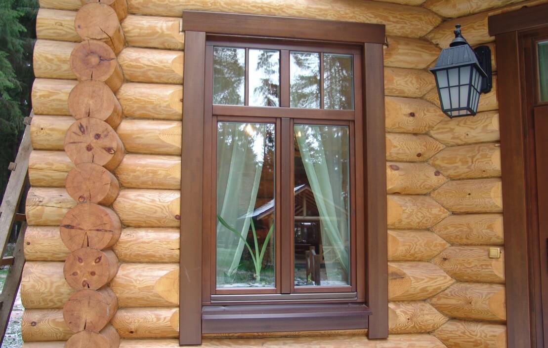 Деревянные окна Albero