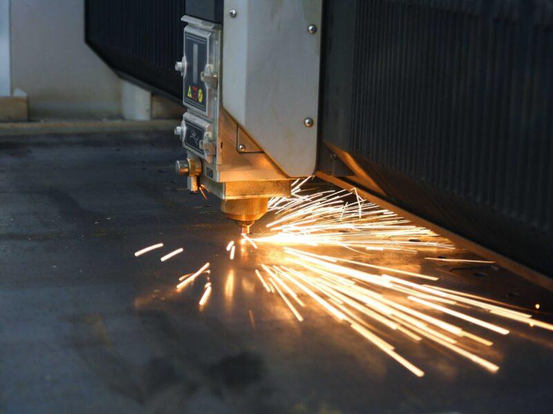 Лазерная резка металла, Лазерный раскрой металла, Резка металла лазером