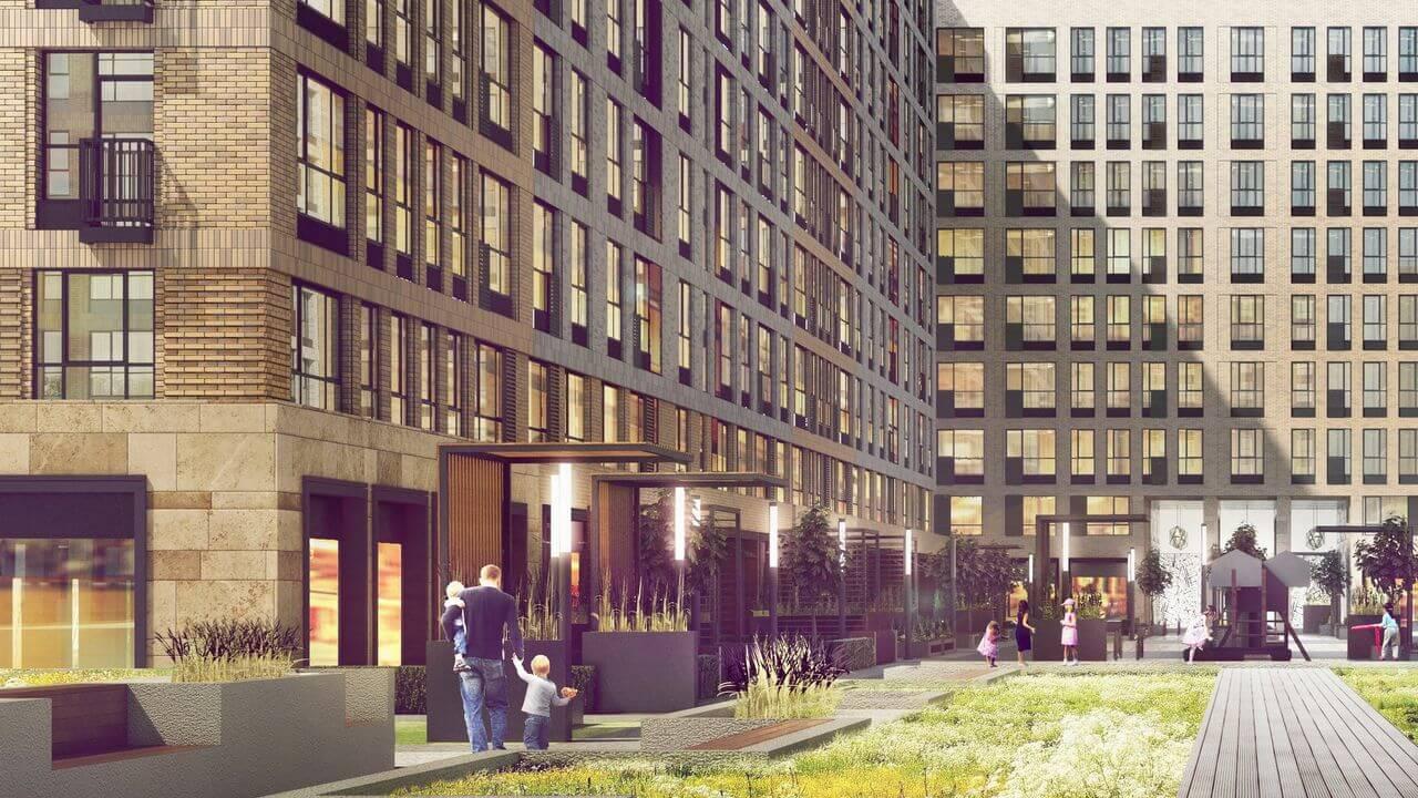 Новые квартиры на Лиговском проспекте в Санкт-Петербурге