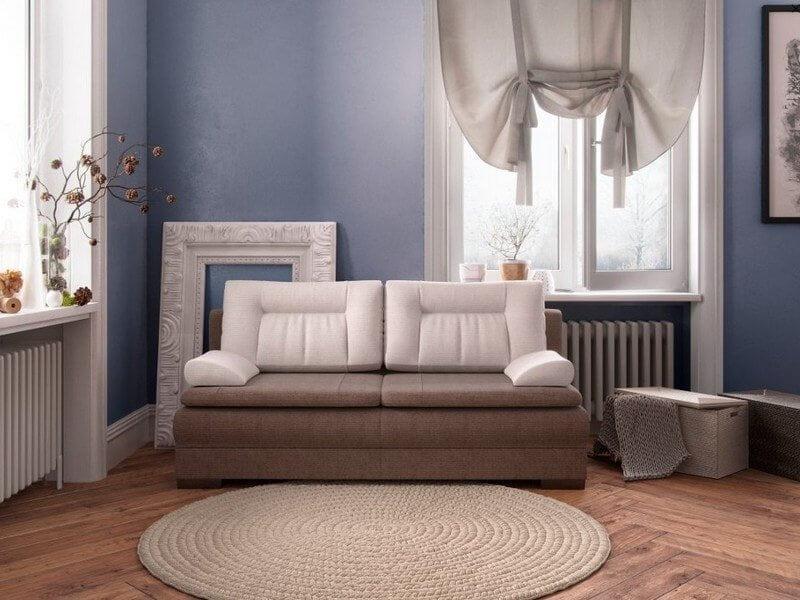 На фото: мягкая мебель для гостиной