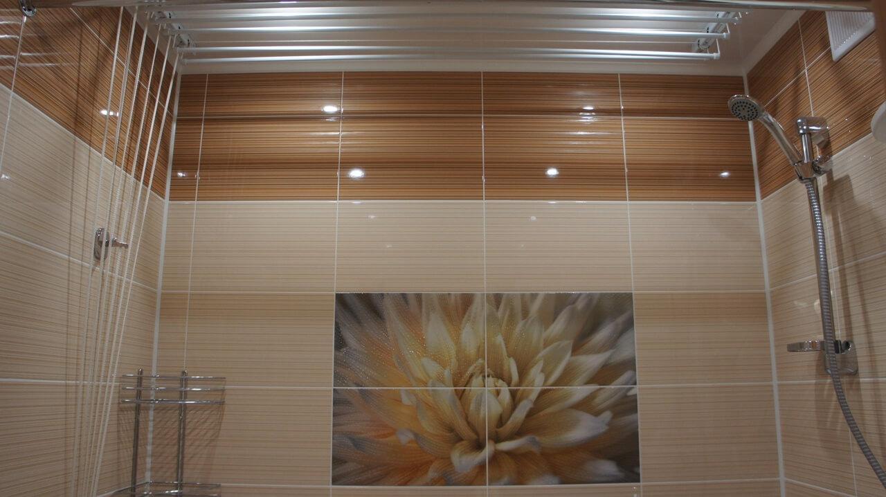 Ремонт в ванной комнате: фото, идеи, примеры