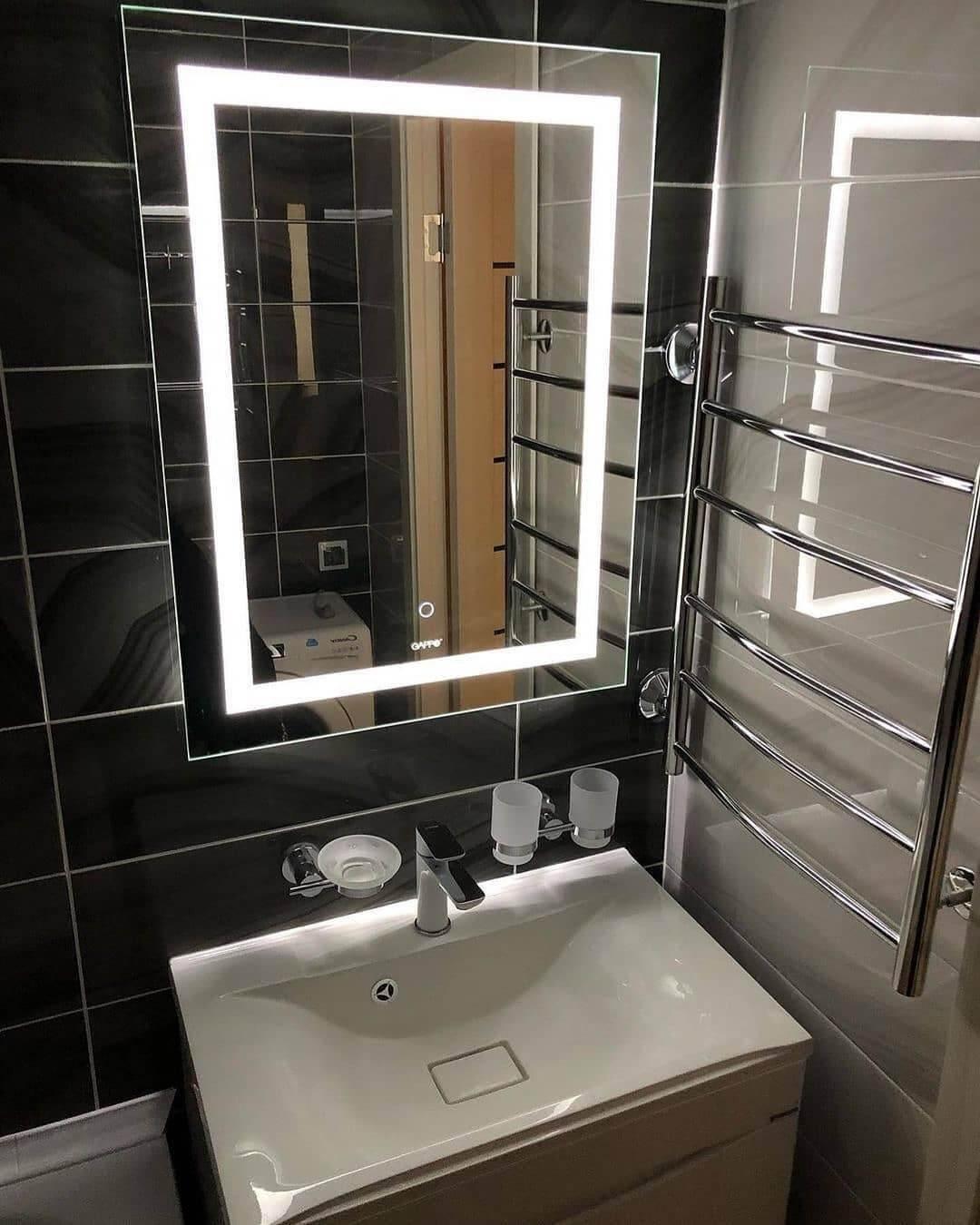 Красивый ремонт в ванной и санузле в едином стиле: 10 фото как можно сделать