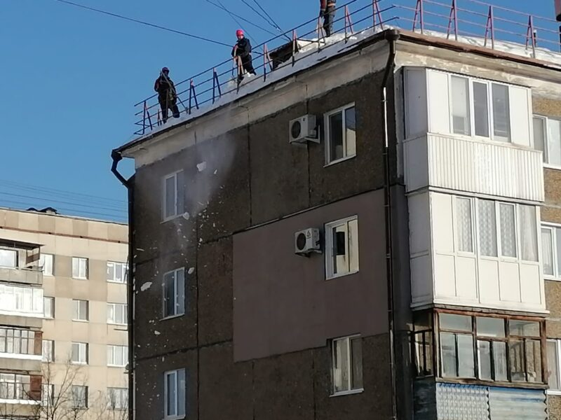 Вот как мои соседи утеплили квартиру с фасадной (уличной) стороны