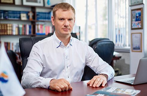 Фото из архива компании / Фролов Вадим Сергеевич - генеральный директор ООО «ПГ «ВЕКПРОМ»