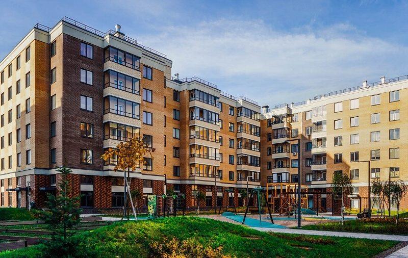 Квартиры комфорт класса в Санкт-Петербурге