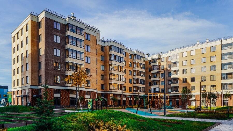 Квартиры комфорт-класса в Санкт-Петербурге