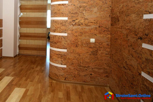 Пробковые панели для стен