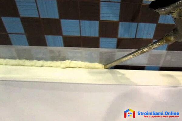 Заделка швов гипсокартона на потолке цена