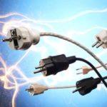 Скачки напряжения в электросети