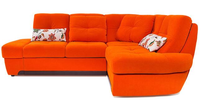 На фото: модульный диван
