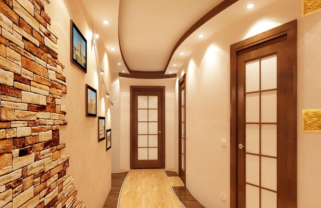 Как сочетать цвета пола, стен и дверей в интерьере