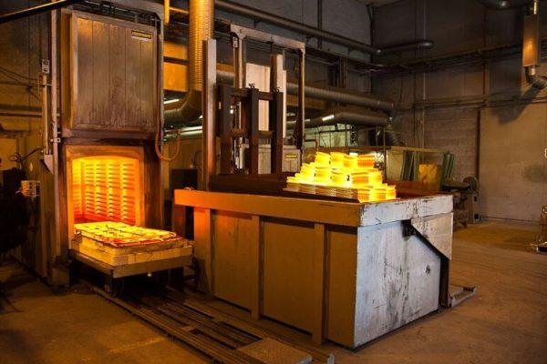 Термическая обработка цветных металлов