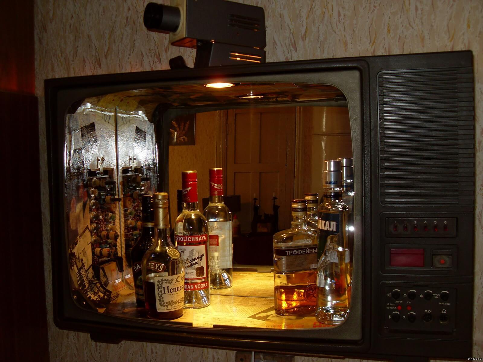 Мини-бар для дома своими руками