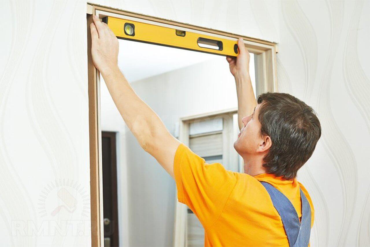 Что влияет на стоимость установки дверей?