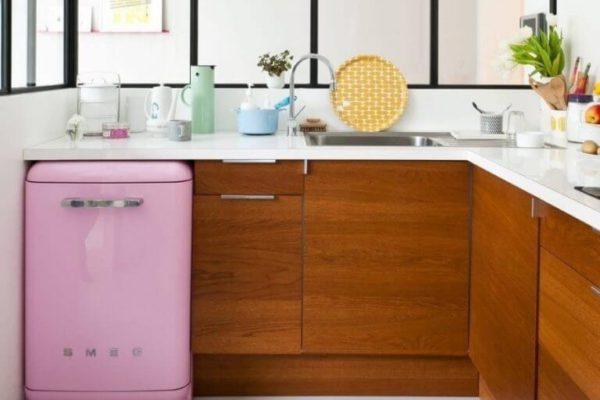 Холодильник для маленькой кухни