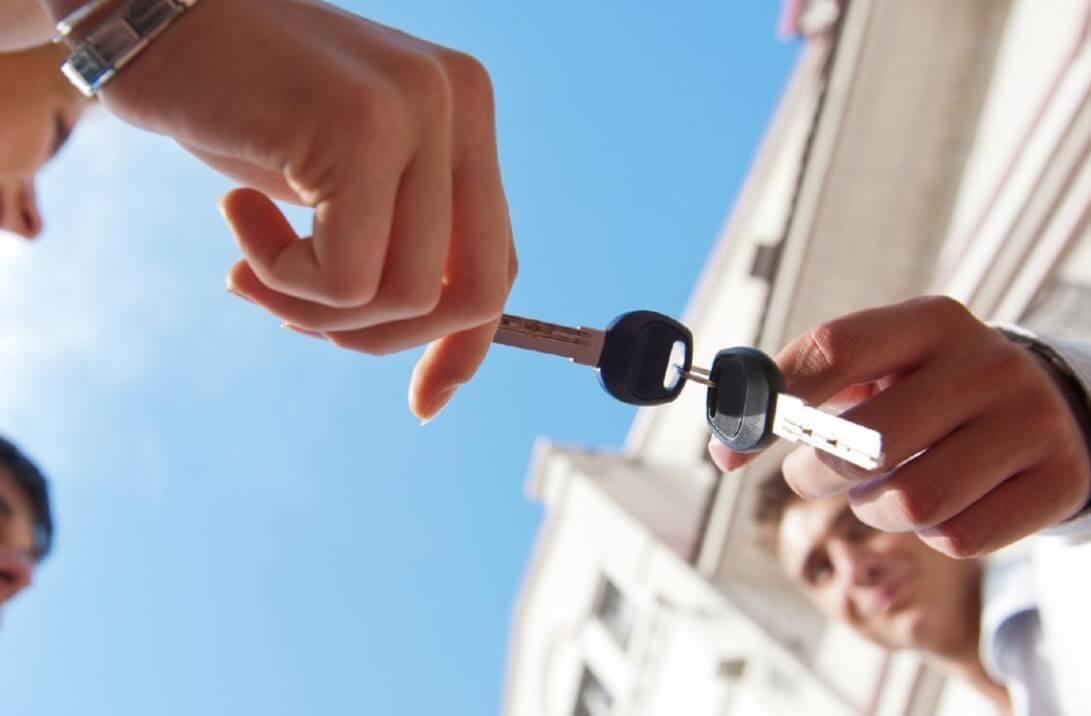 Переуступка права собственности на квартиру