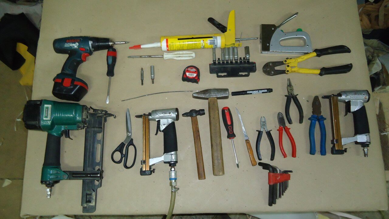Инструменты которые должны быть в каждом доме