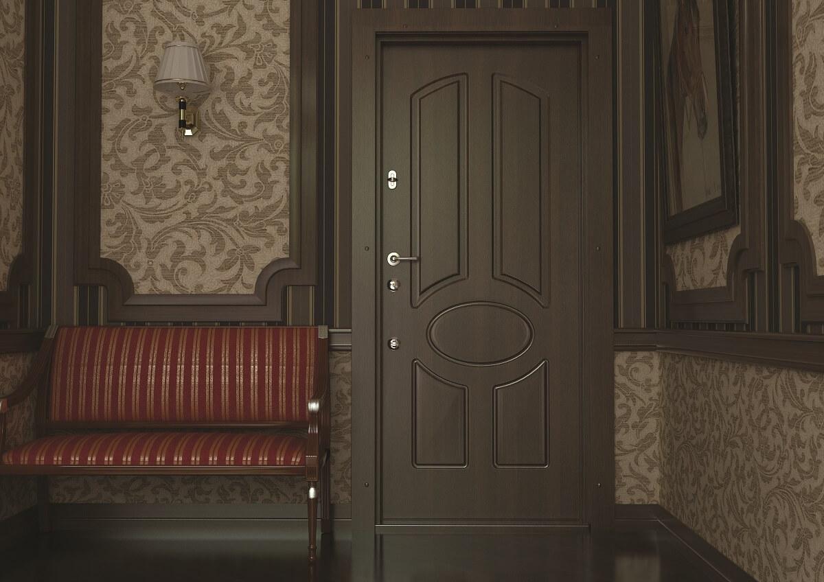 Металлическая входная дверь: преимущества, особенности и правила выбора