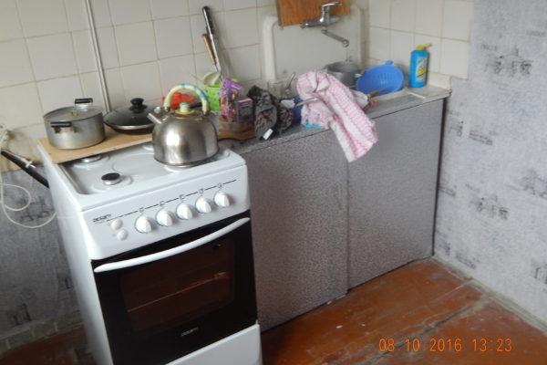 На фото: старая кухня в Хрущевке