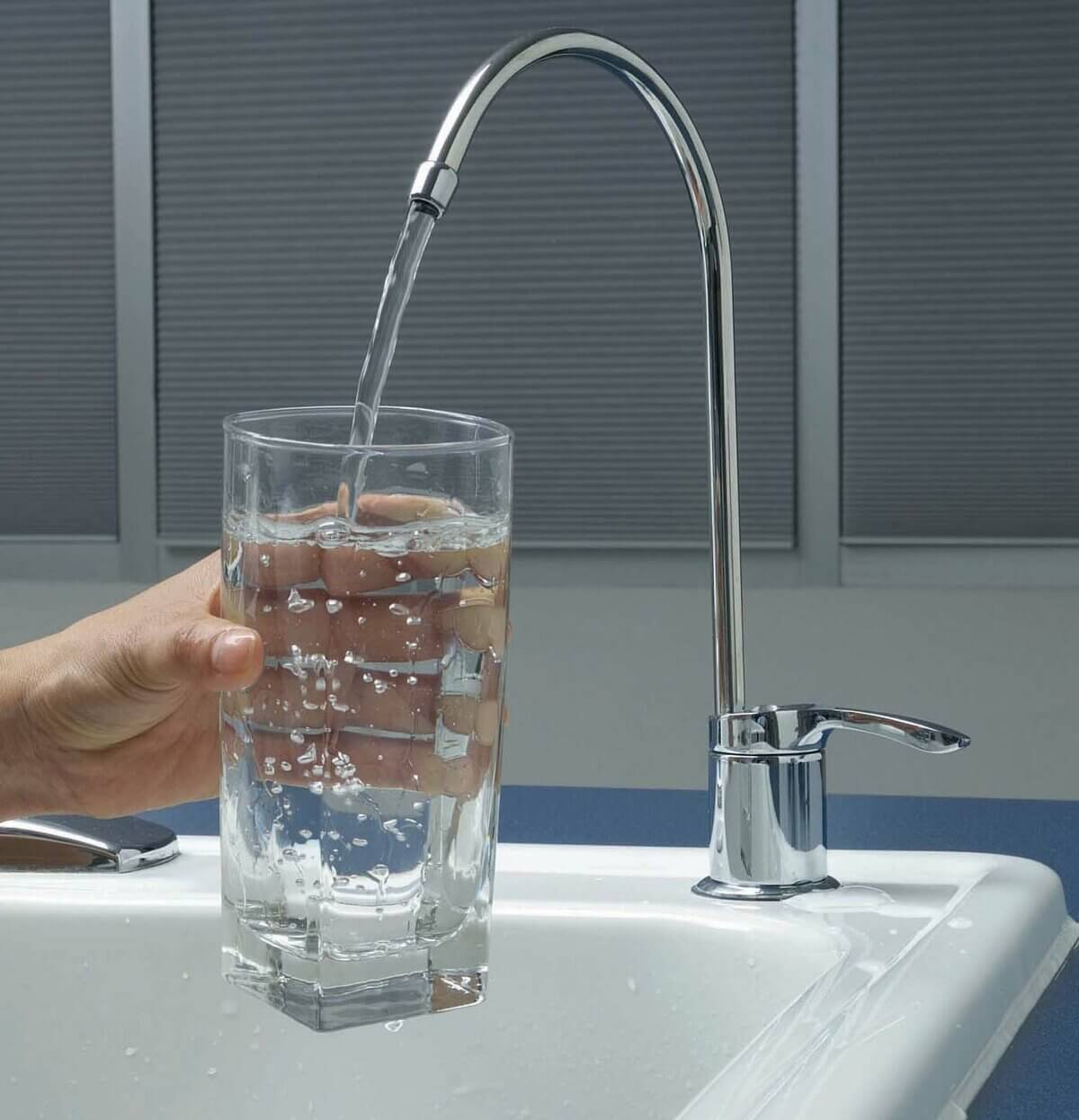 Очистка воды от запаха сероводорода