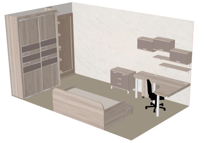 Дизайн спальни в современном стиле. Часть 1. Watch / Enjoy
