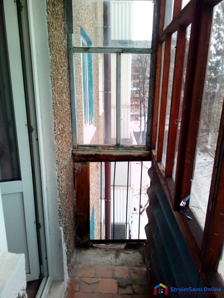 Фото 11: процесс демонтажа начался)))
