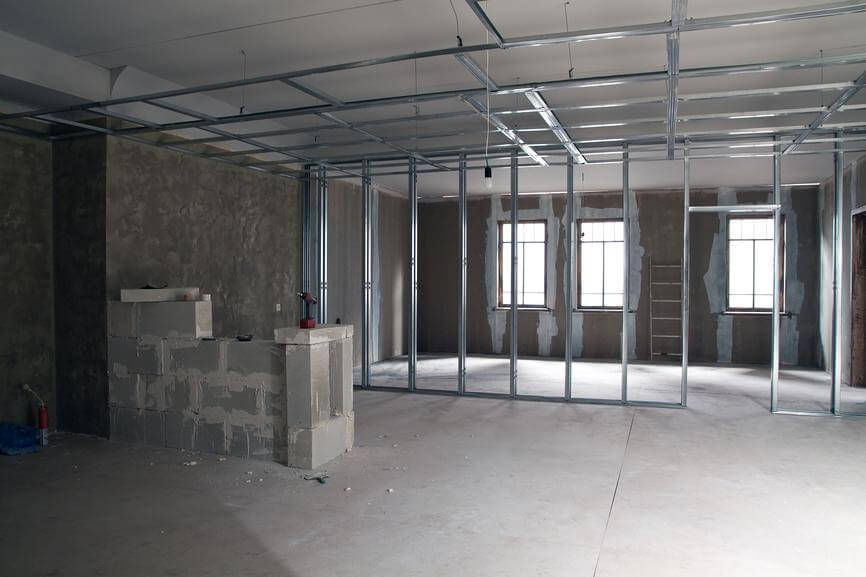 На фото: в качестве примера - перепланировка нежилого помещения