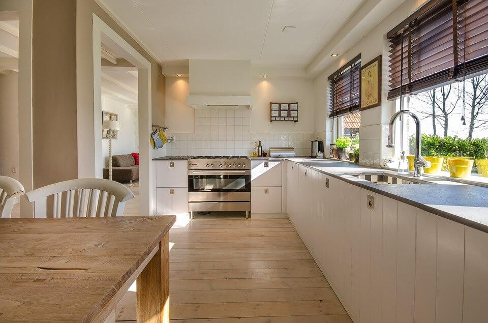 Кухонная мебель мечты - залог гармонии в доме