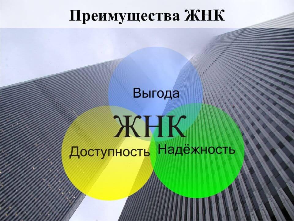 о жилищных накопительных кооперативах