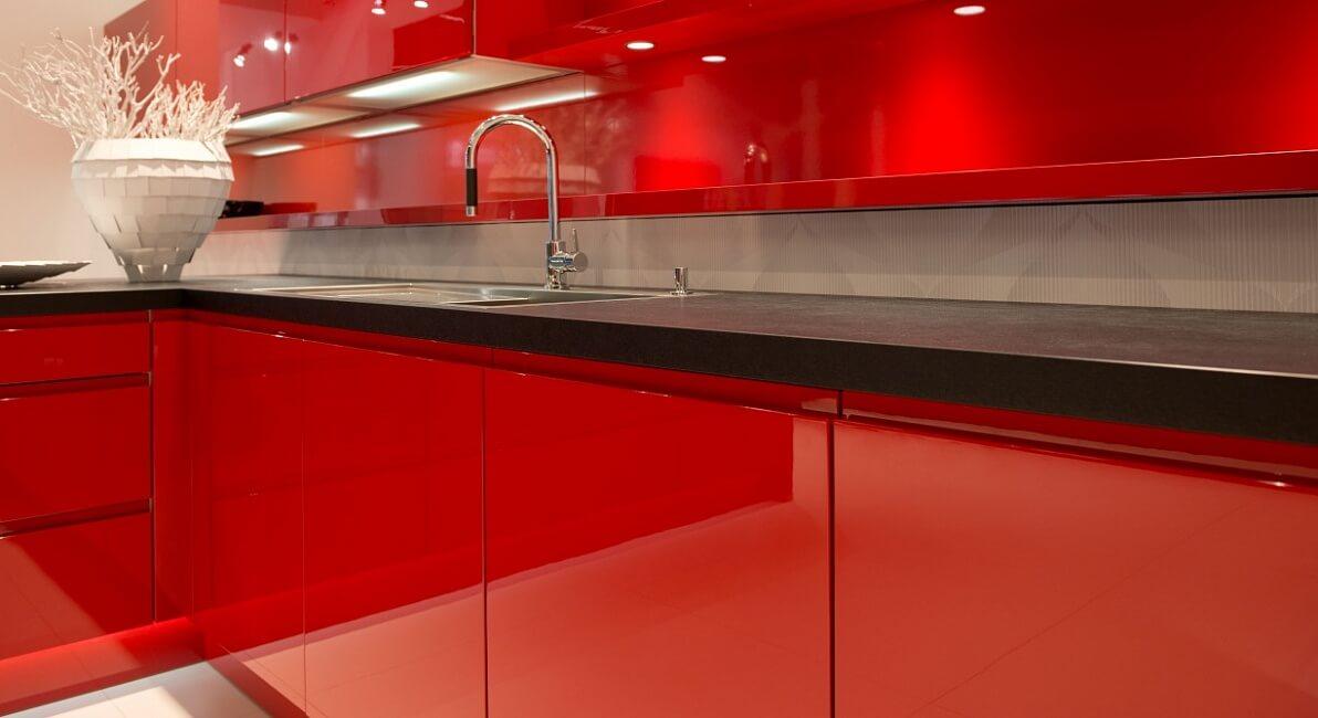 Кухни Nolte: модель Alpha Lack