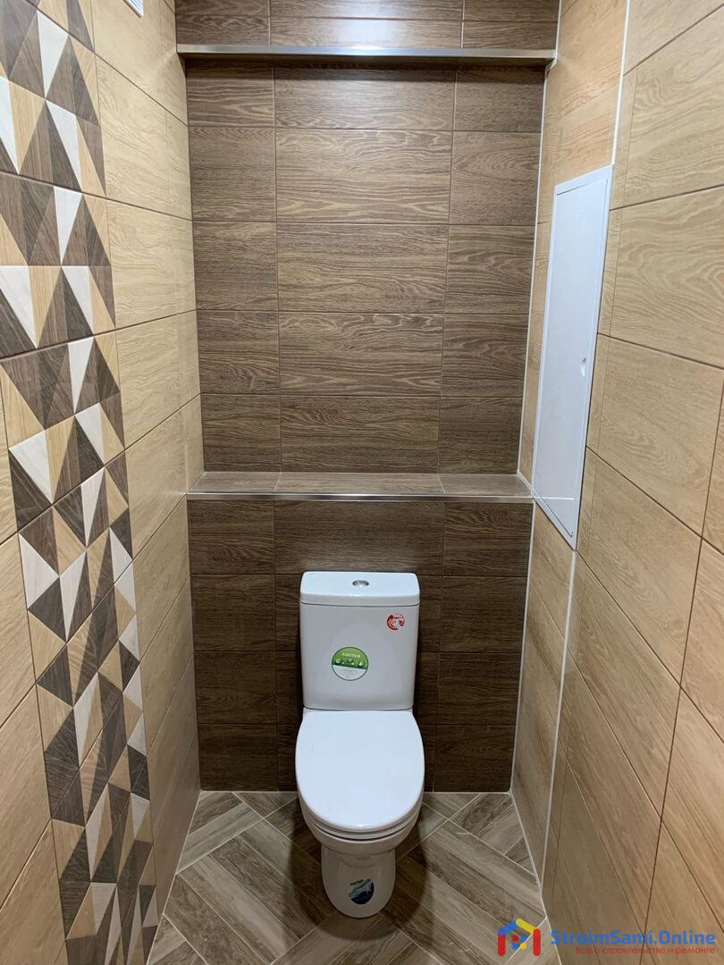 На фото: сантехника для ванной и санузла