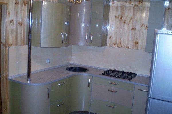 На фото: кухонный гарнитур