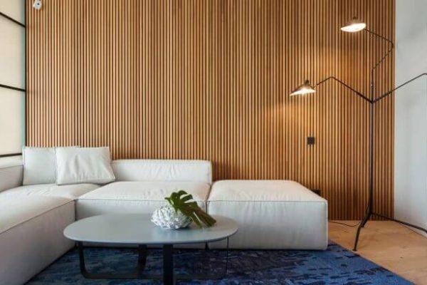 На фото: стеновые панели в интерьере