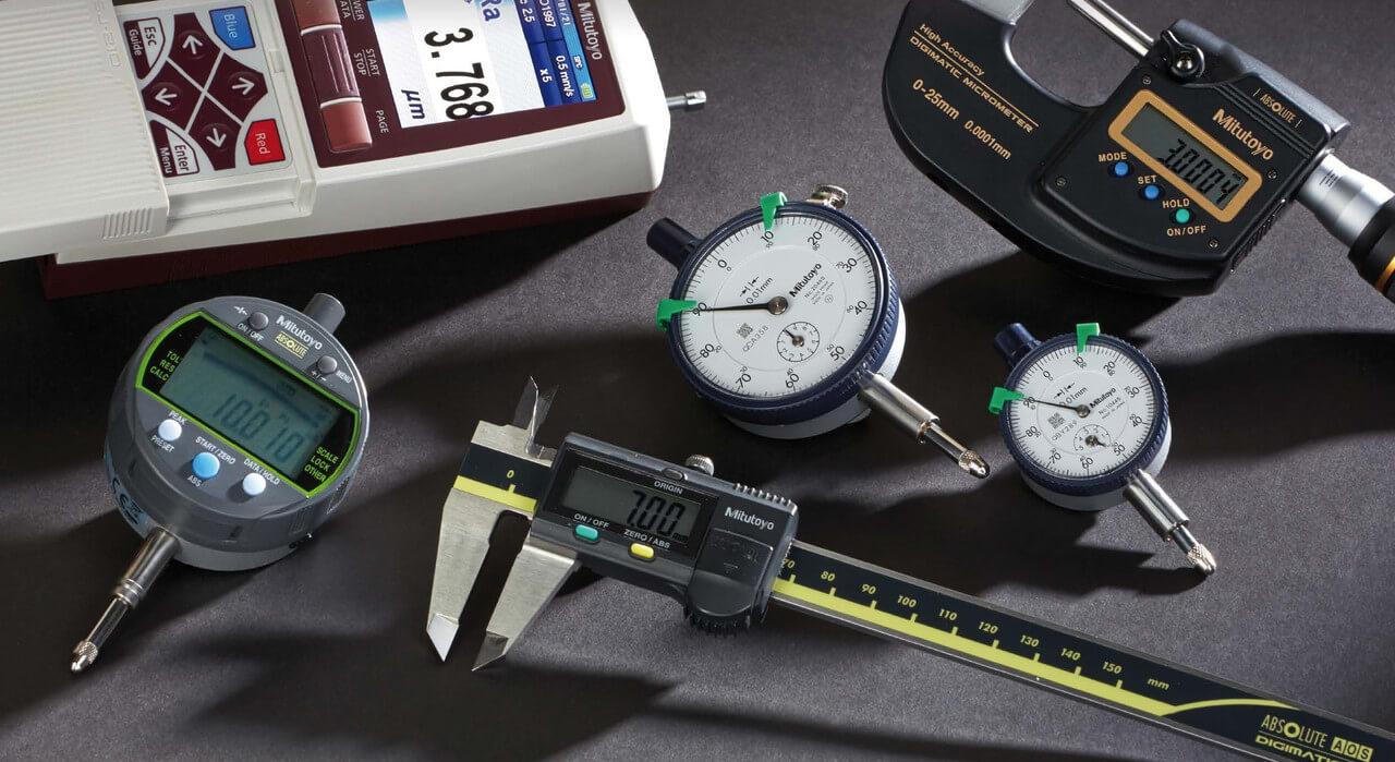 Виды измерительных приборов