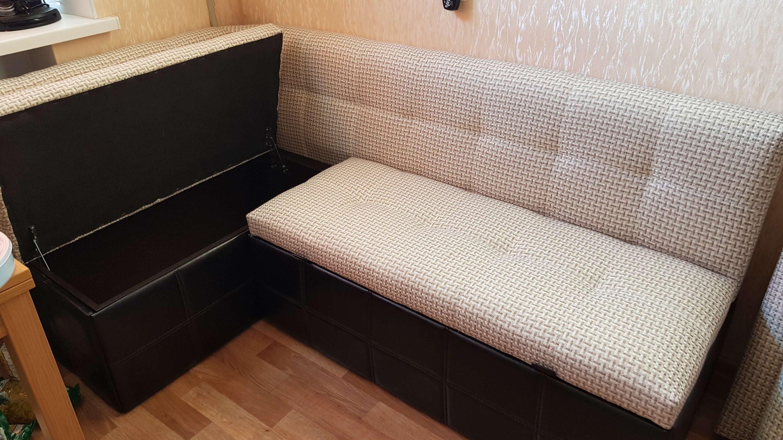 На фото: кухонный уголок для кухни