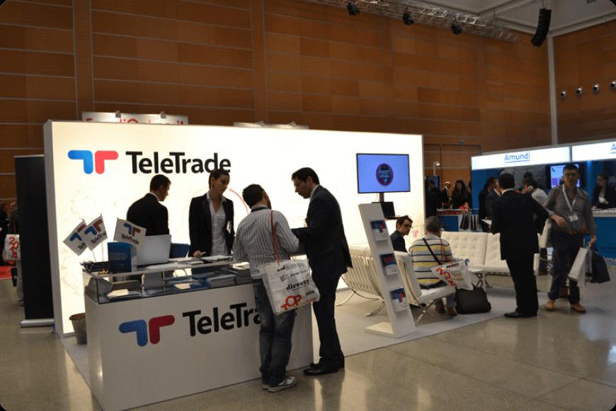 TeleTrade - брокер с большим выбором торговых терминалов