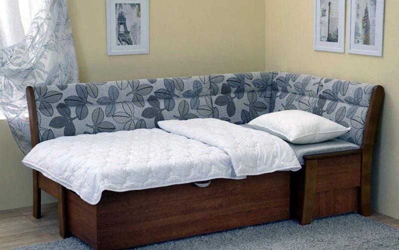 Кушетка со спальным местом