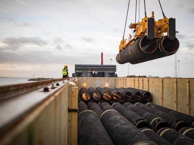 Строительство Северного потока-2. Источник фото: financial-news24.ru